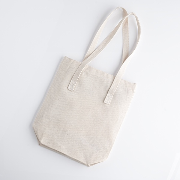2ac36d4ac7f Canvas Tote Bag with Zipper